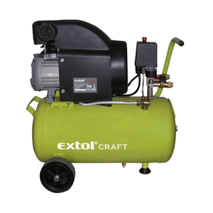 Extol Craft 418200 olejový kompresor 1500W