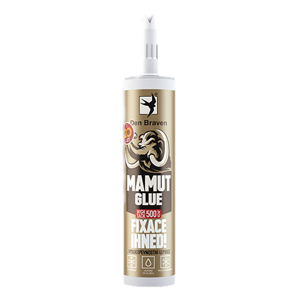 Lepidlo Mamut Glue HIGH TACK - 600ml bílý