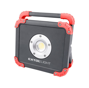 Reflektor LED 20W nabíjecí s powerbankou Extol Light 43134